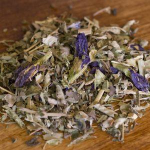 Winter Blues herbal green tea