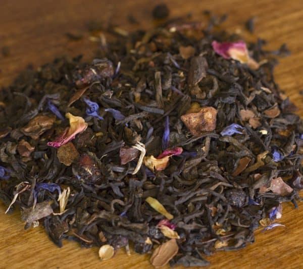 Woodland Fairy puerh tea