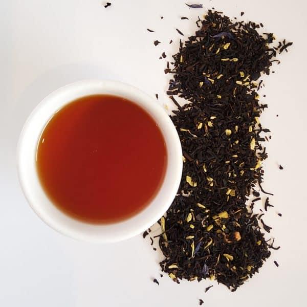 island coconut black tea