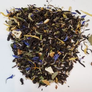 lavender spritzer lime mint green tea
