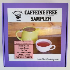 Caffeine Free tea Sampler