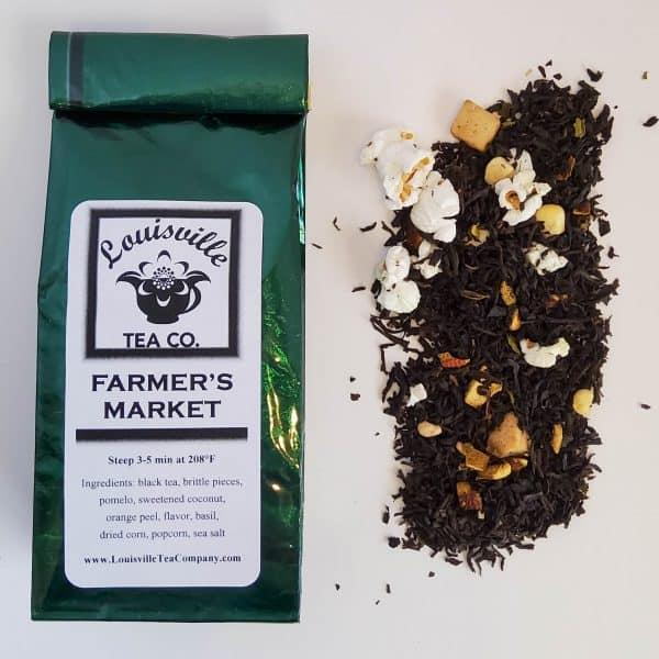 Farmer's Market tea louisville