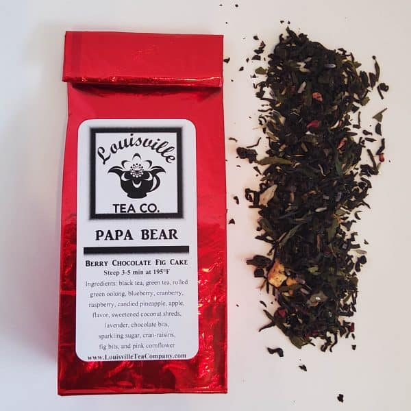 papa bear tea